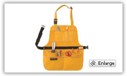 Domestic Nail and Tool holding Apron